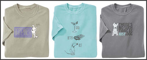 More Dog Lover Apparel