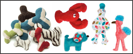 West Paw Squeaker Toys