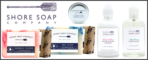 Shore Soap Co.=