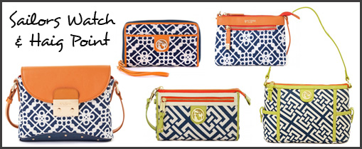 Spartina 449 Sailor's Watch and Haig Point