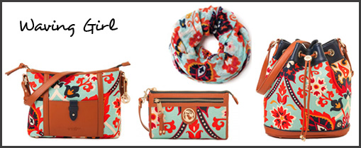 Spartina 449 Waving Girl
